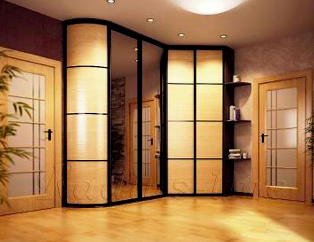 Шкафы купе красивый дизайн